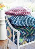 Thibaut Denver Fabric in Spa Blue and Green